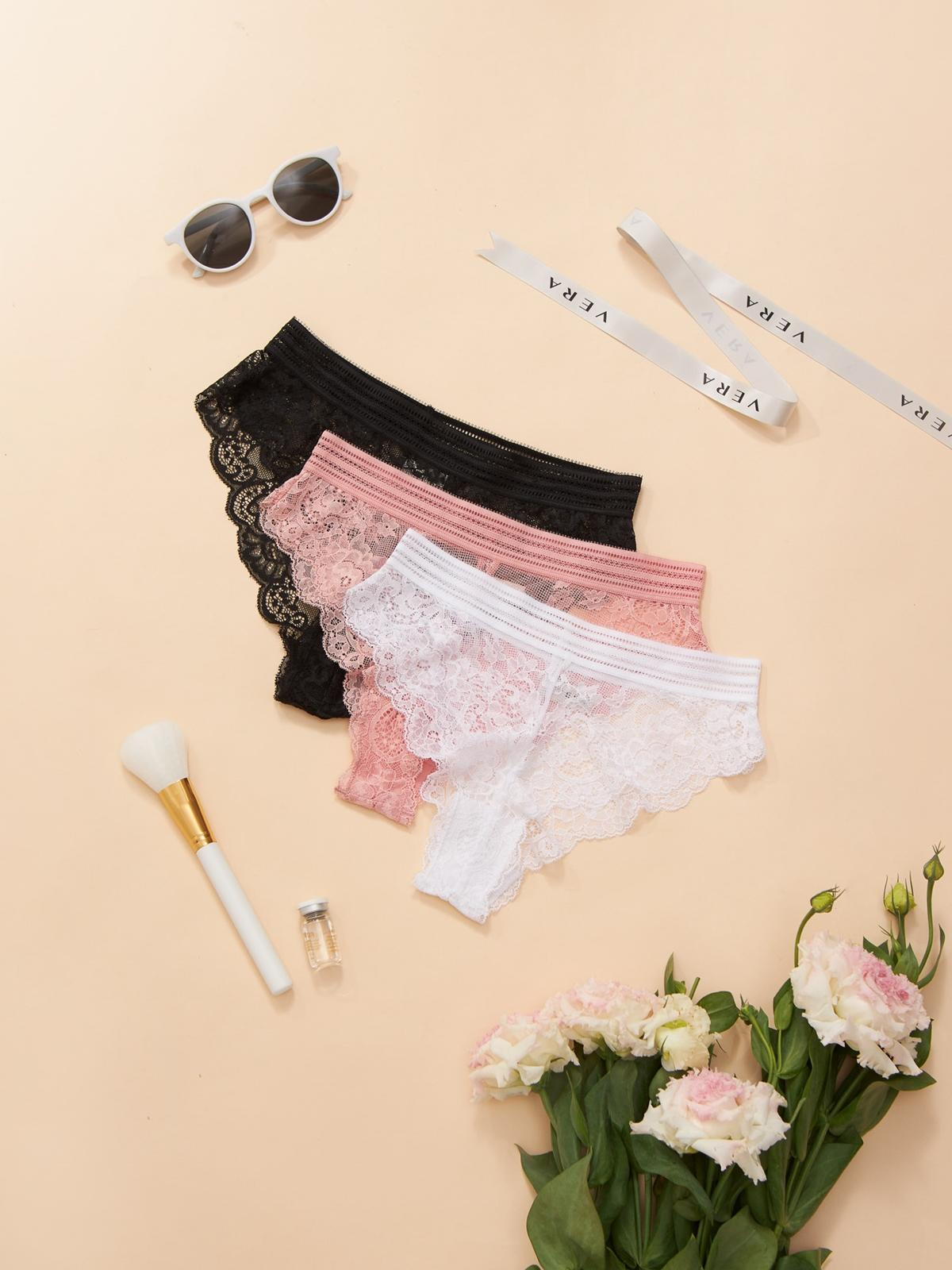 Quần Bikini VERA ren - 0403