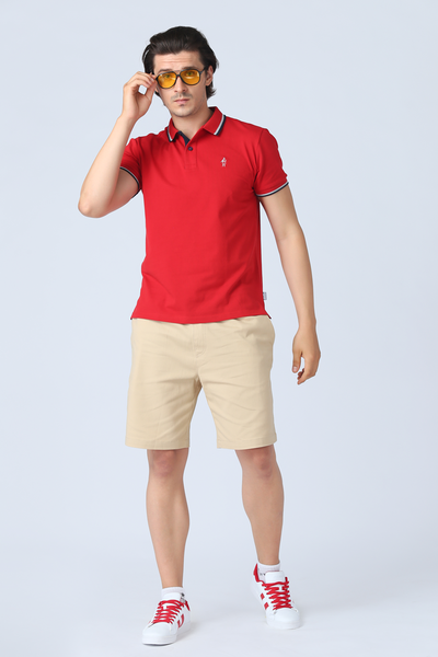 Áo thun Polo nam Jockey Cotton compact - 0423