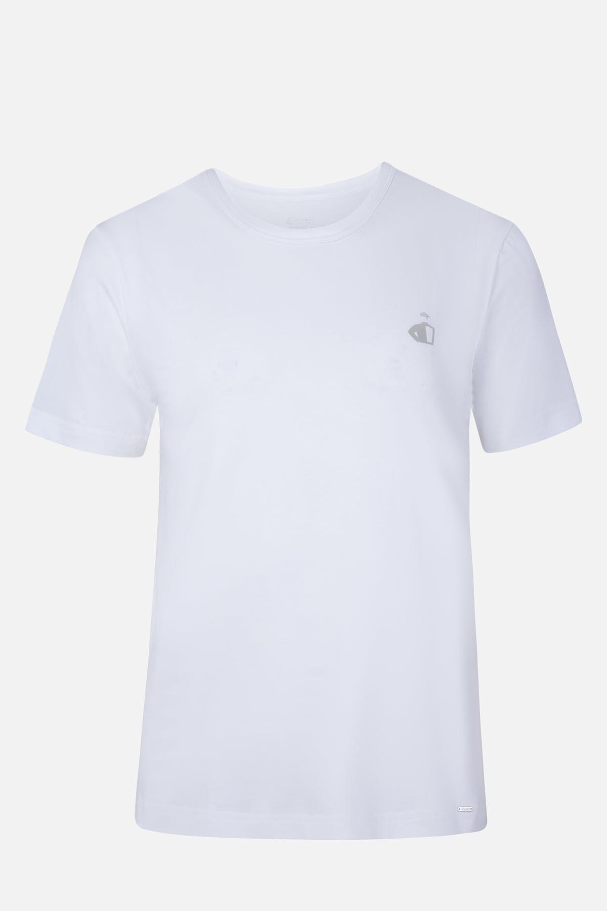 Áo T - Top nam Jockey Cotton compact in Haft boy - 7339