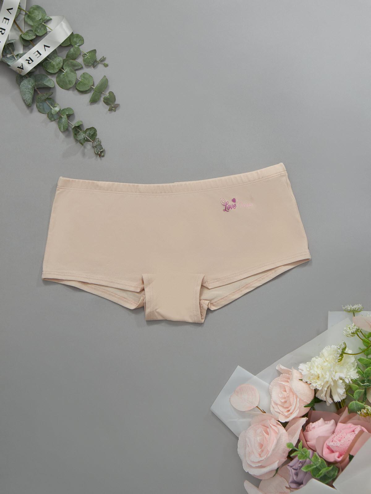Quần lót VERA lưng vừa Cotton mềm mịn - 0349