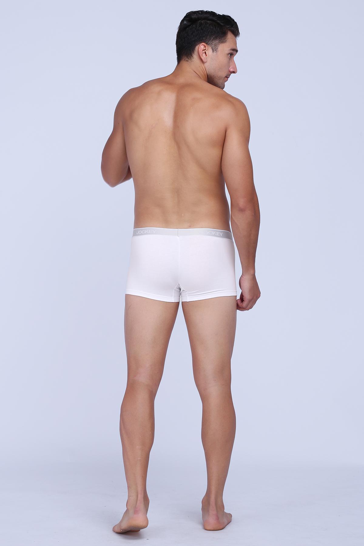 Quần Jockey Trunk Cotton Compact - 7337