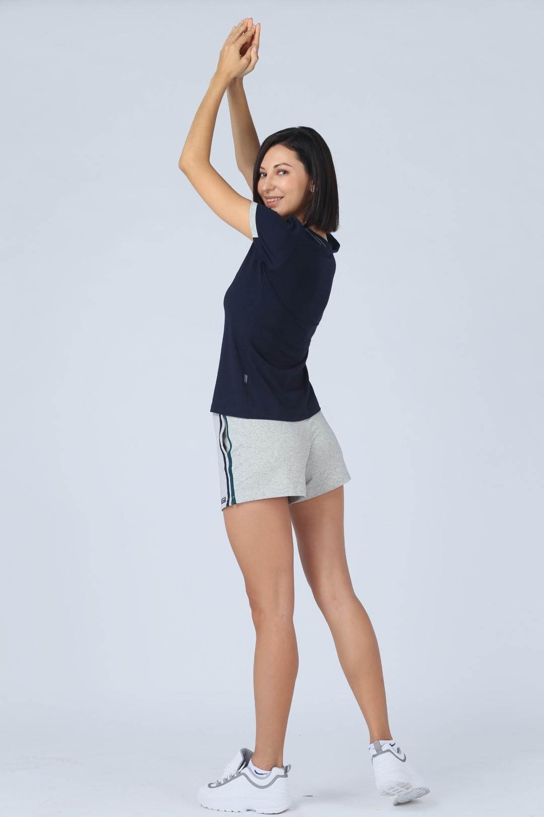 Quần short nữ Jockey Cotton - 0428