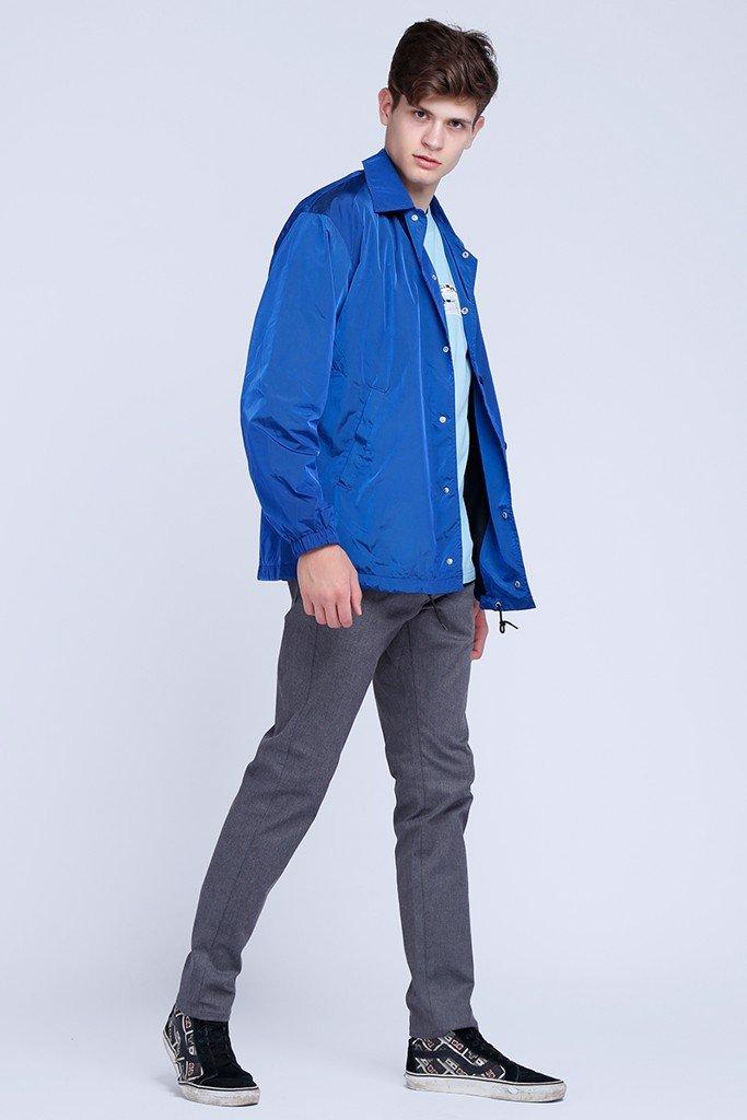 Áo khoác mỏng ánh kim nhẹ