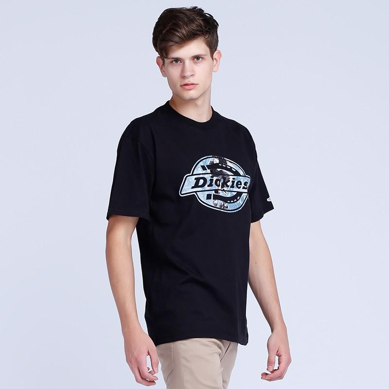 Áo thun logo Skate loang màu