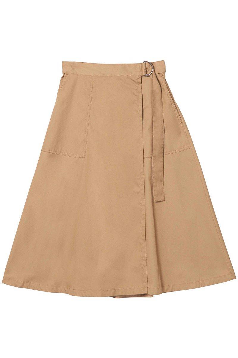 Chân váy suông chữ A lưng thun