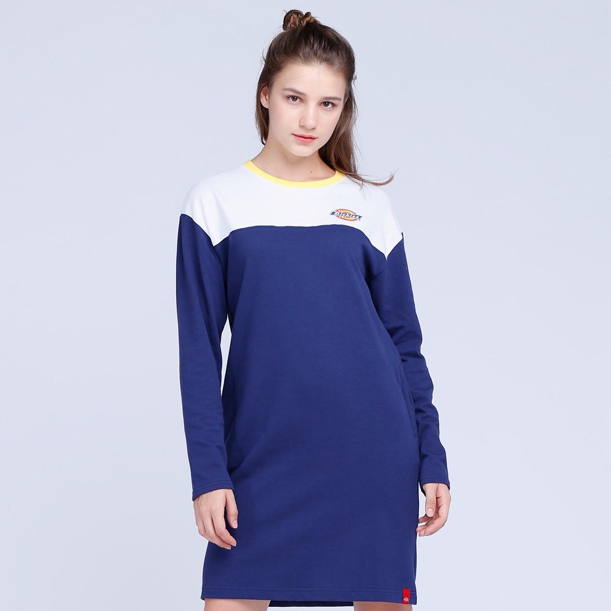 Đầm thun in chữ lưng