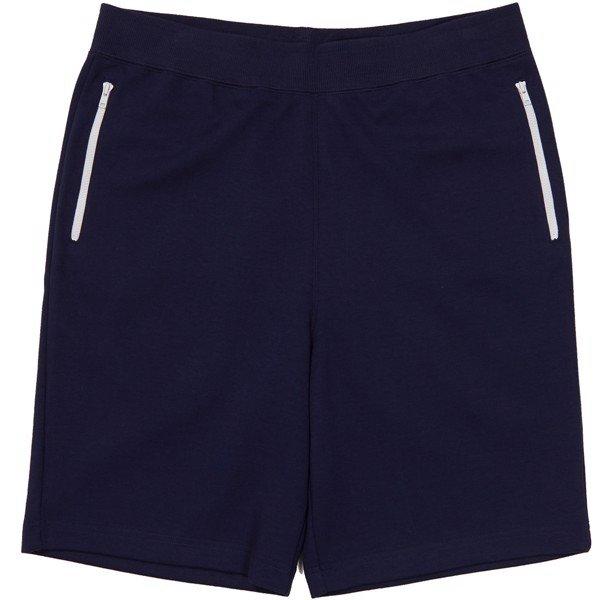 Quần shorts chữ dọc ống quần