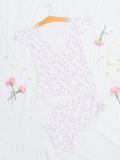Bộ lửng VERA nylon in hoa - 0321