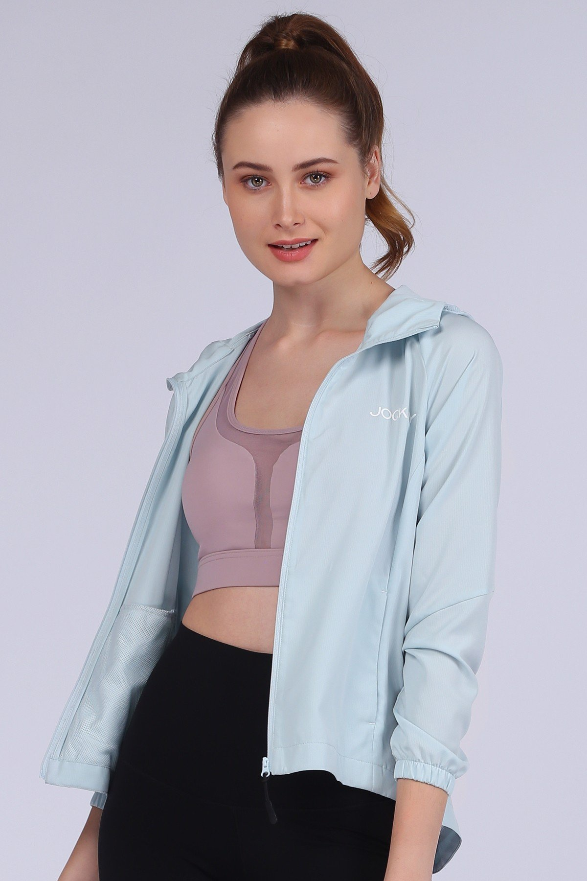 Áo khoác Jockey chống tia UV nữ - 0332