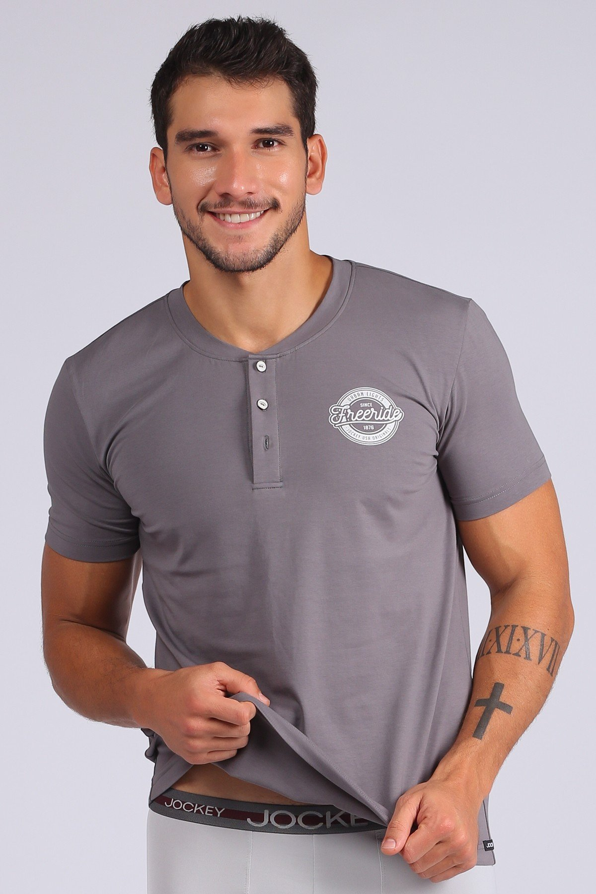 Áo T-shirt nam Jockey Cotton