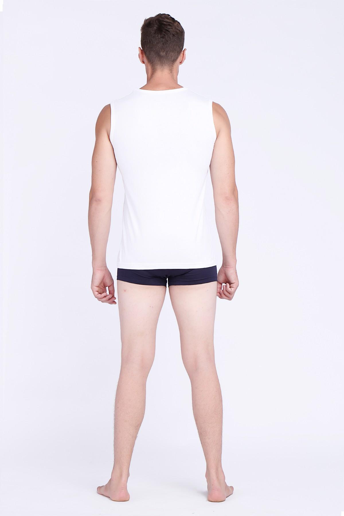 Áo T - Shirt nam Jockey Cotton compact in Haft boy - 7338