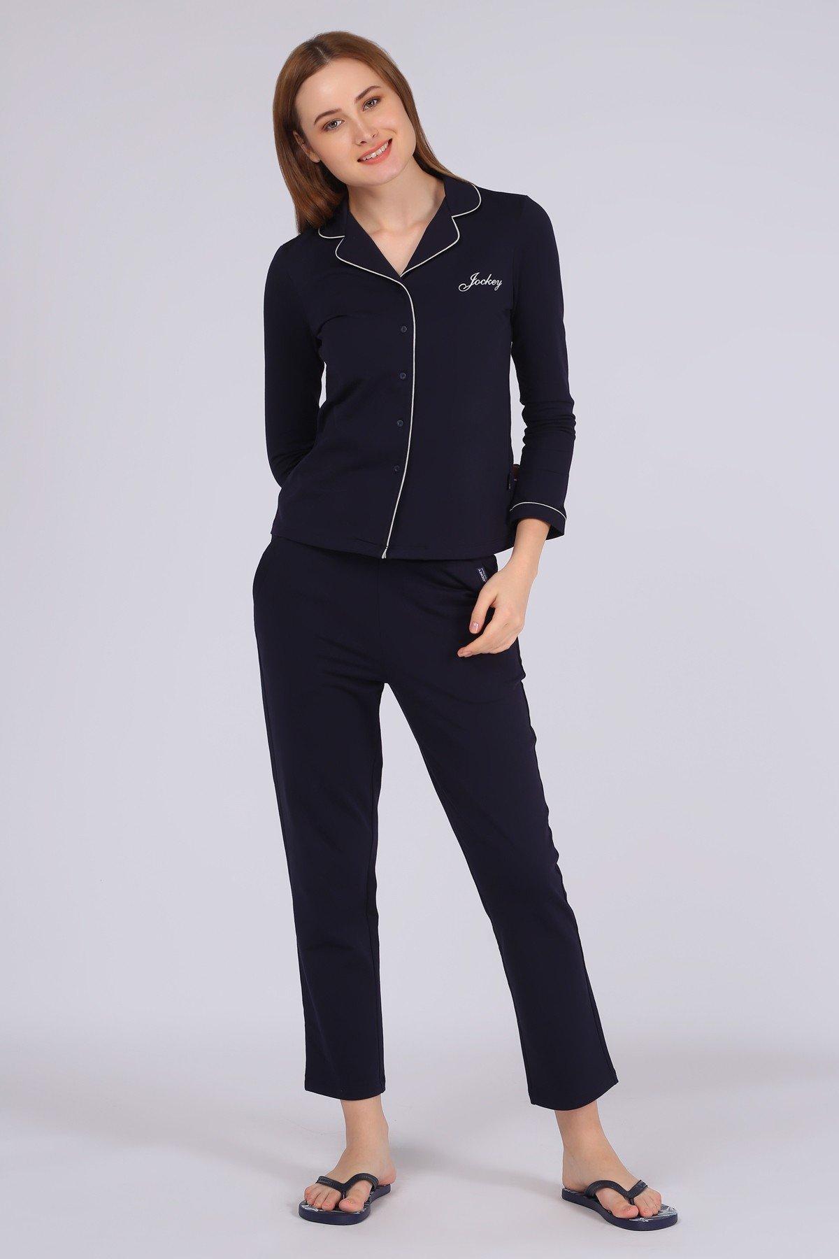 Bộ Pyjama Jockey nữ - 0406