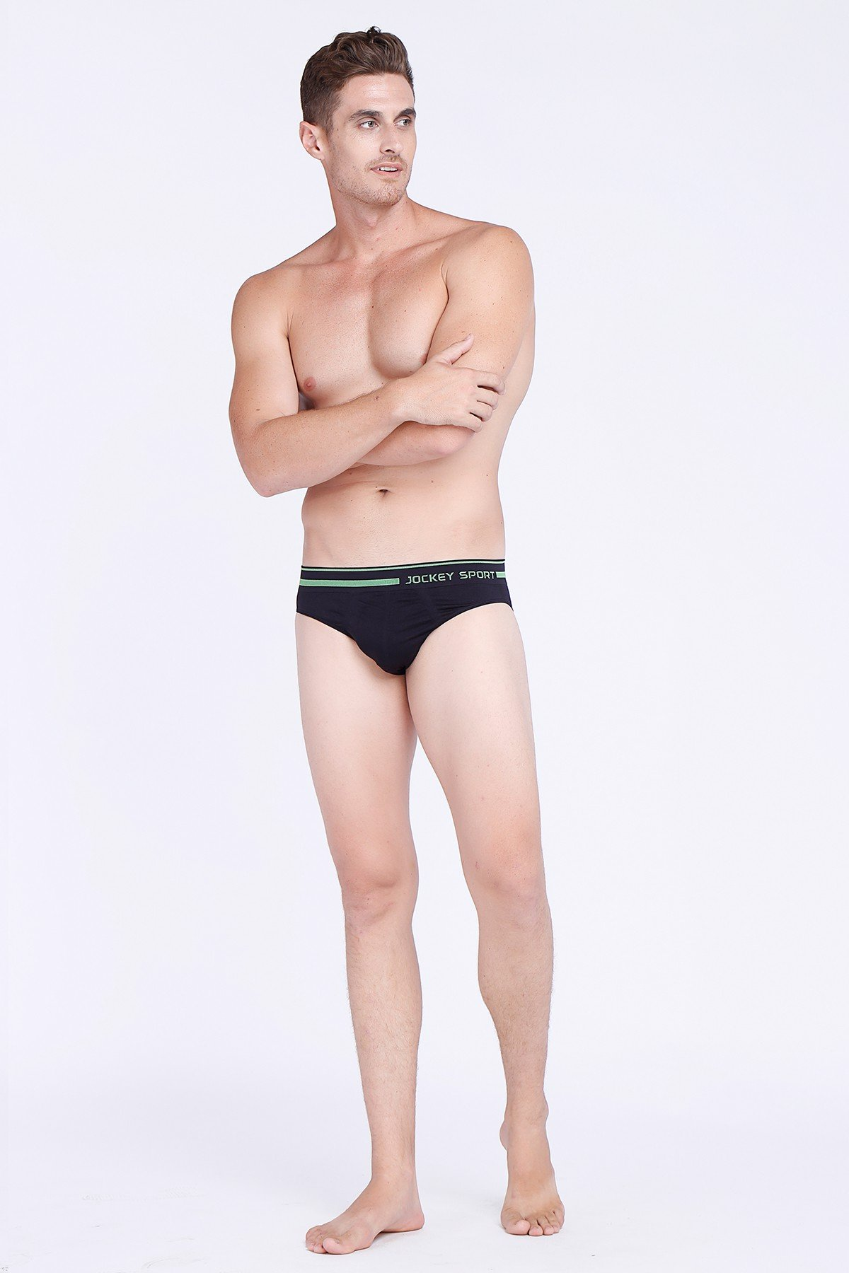 Quần Jockey Brief Sport Seamfree - 3286