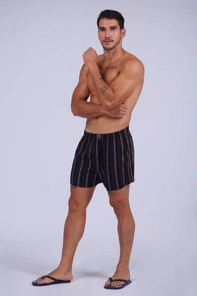 Quần Boxer Jockey in sọc - 0311