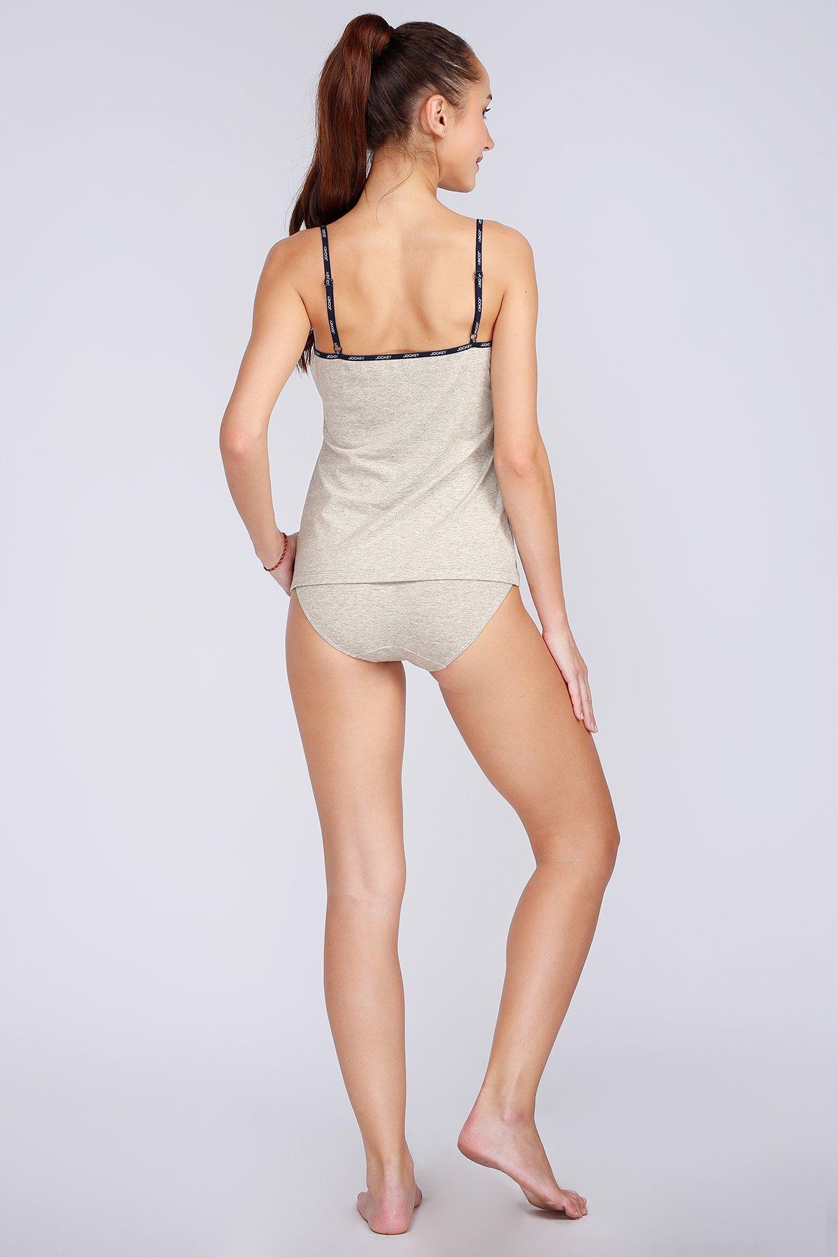 Áo Jockey Camisole nữ Cotton