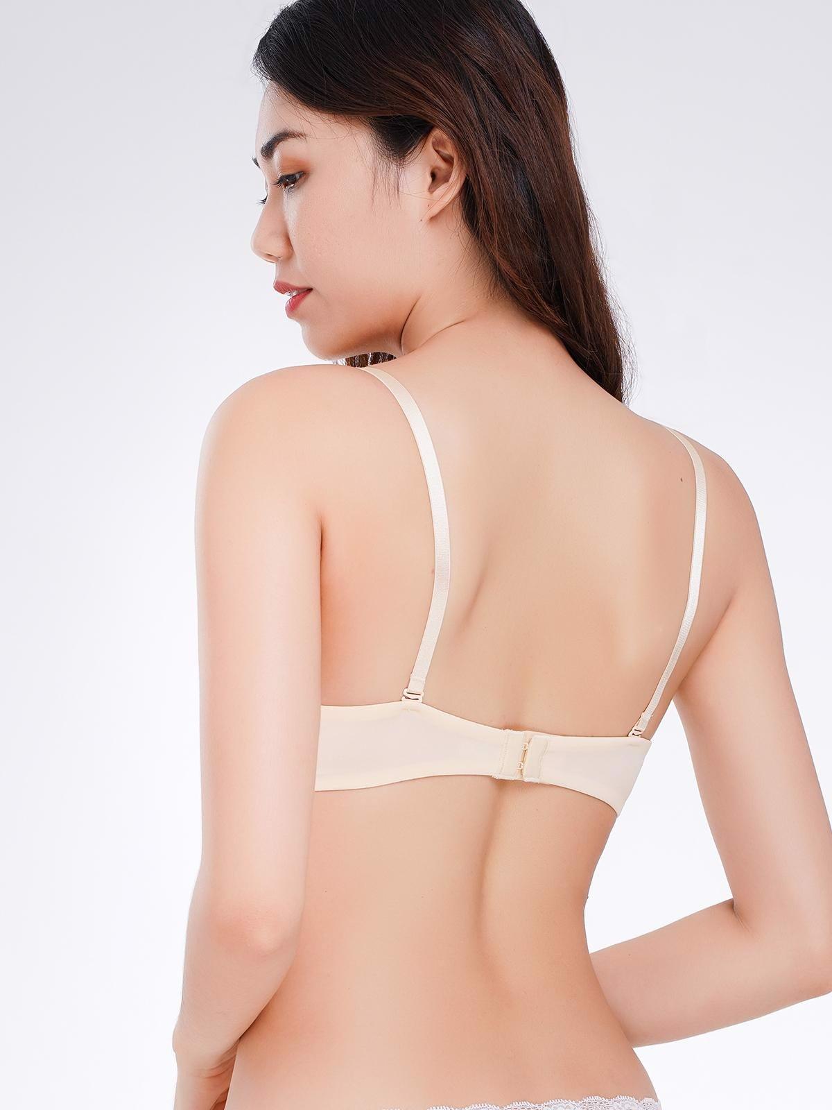 Áo ngực Misaki mút siêu dày cúp trơn - 9102
