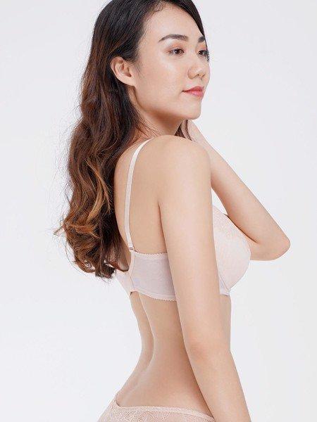 Áo ngực Misaki mút mỏng có lớp đệm độc đáo - 9325