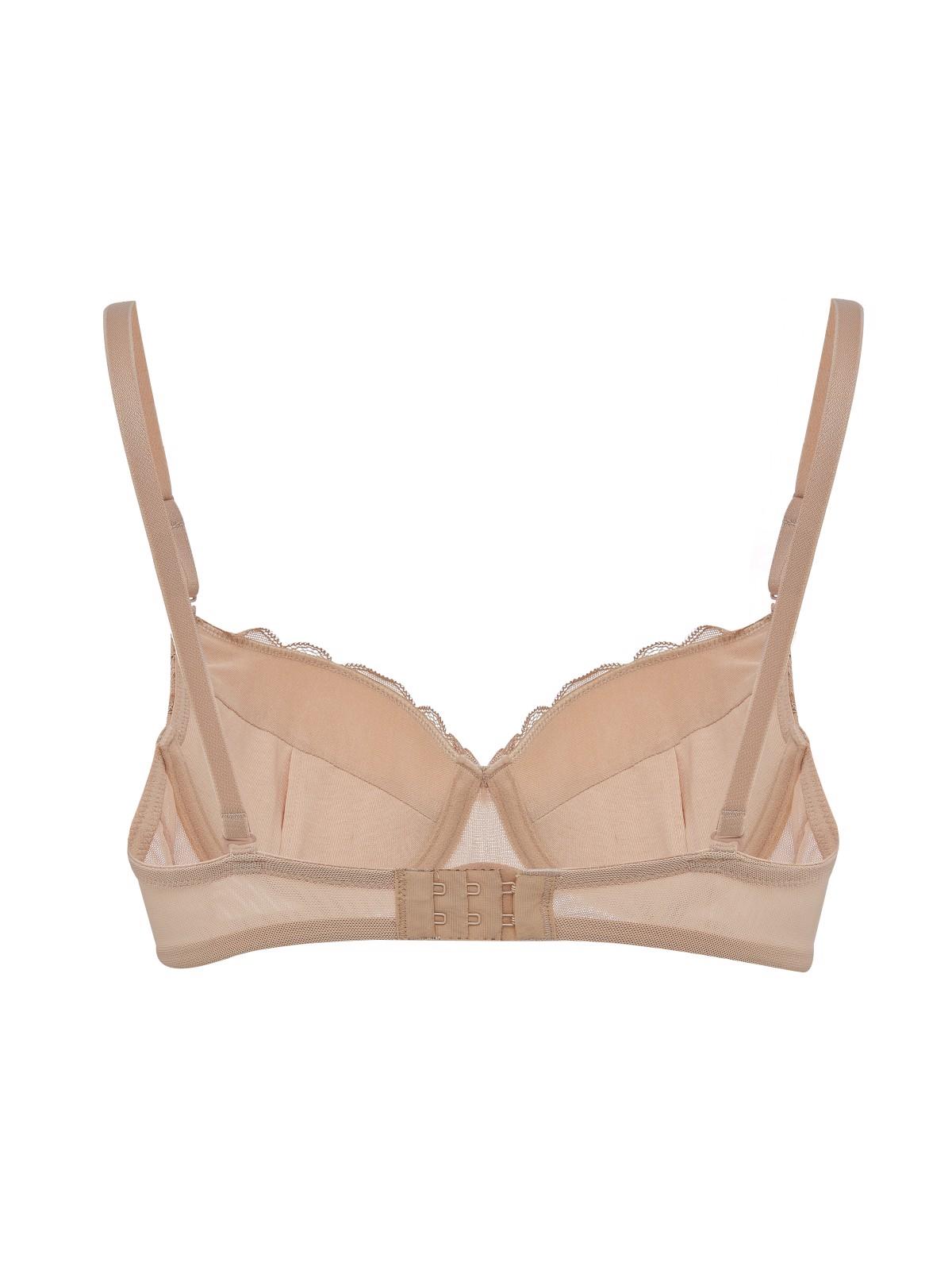 Áo ngực Misaki mút mỏng cúp ren, lưng trơn - 0226