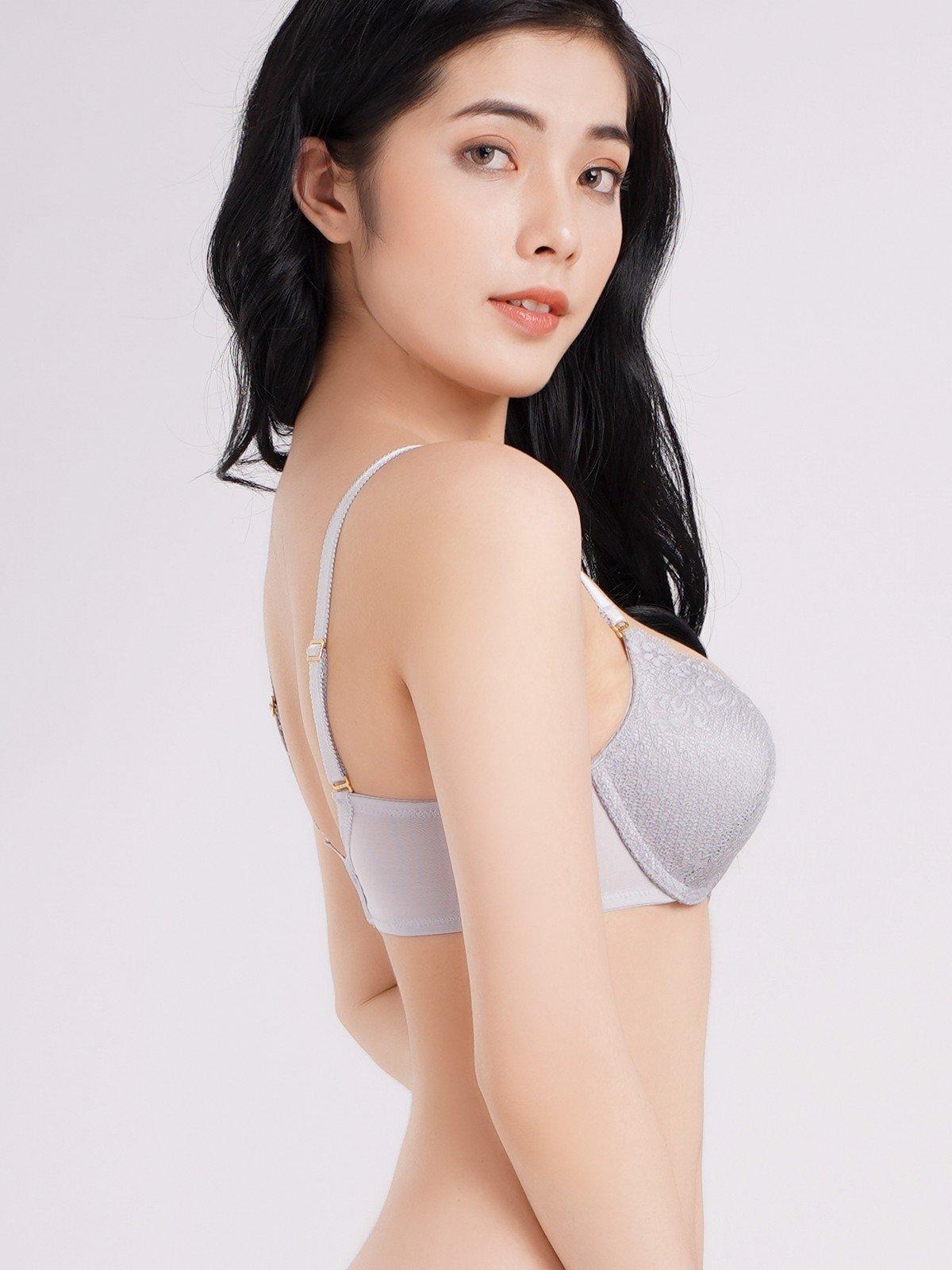 Áo ngực VERA mút dày cup ren - 0101
