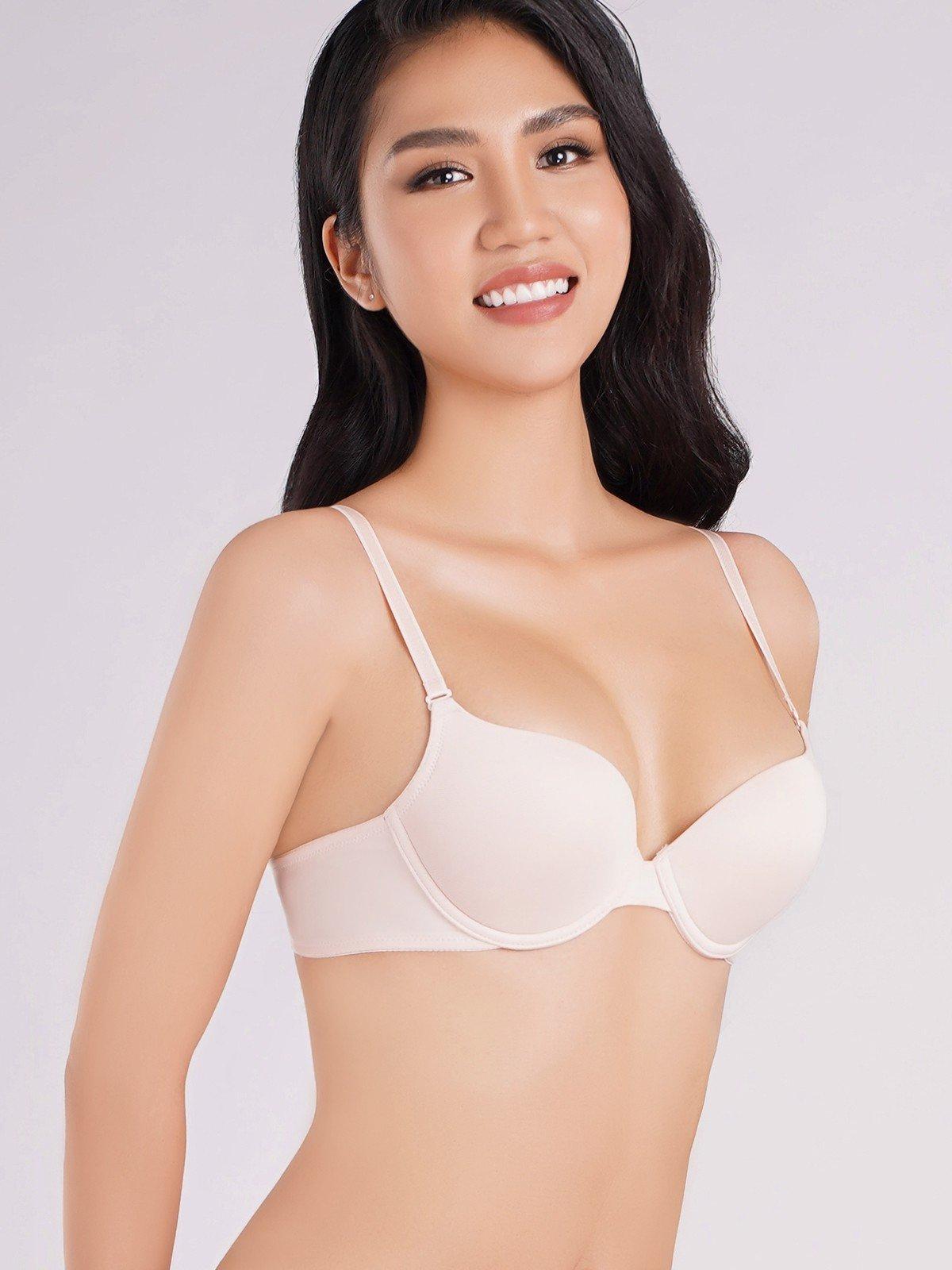 Áo ngực VERA mút mỏng cup trơn - 0110