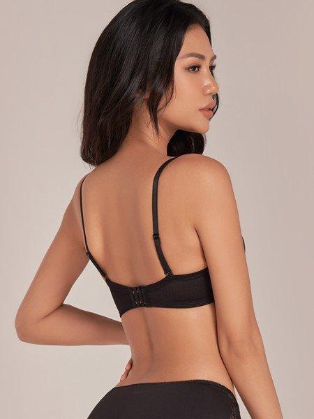 Áo ngực VERA mút mỏng cup trơn có thể tháo dây - 0111