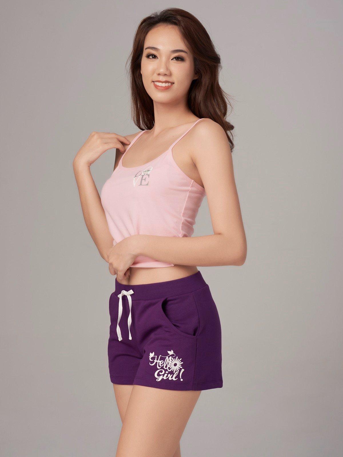 Quần short VERA thun cotton siêu thoải mái - 0182