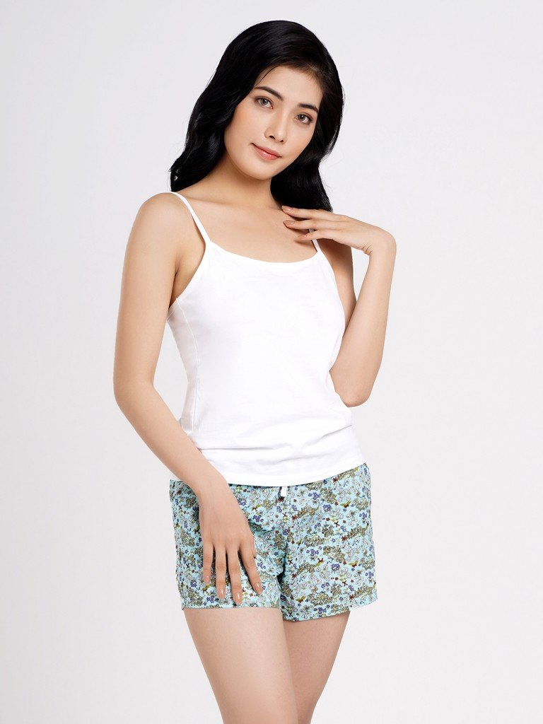 Quần short VERA kate cotton in - 9407
